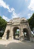 Orange, Roman Arch Royalty Free Stock Photography