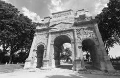 Orange, Roman Arch Stock Photos