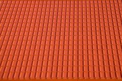 Orange roof tile Royalty Free Stock Photos