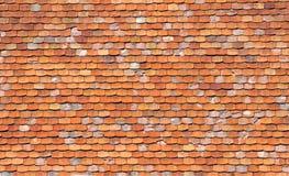 Orange roofing background Stock Photo