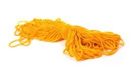 Orange rope Royalty Free Stock Photos