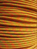 Orange rope Stock Images