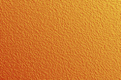 Orange leatherette texture Royalty Free Stock Photos