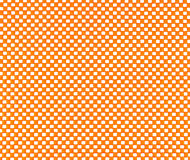 Orange rubber mesh Stock Images