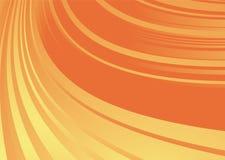 Orange rush Stock Photo