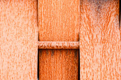 Orange Rusty Metal Texture Royaltyfri Fotografi