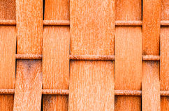 Orange Rusty Metal Texture Stock Photography