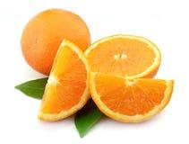 orange sötsak royaltyfri fotografi