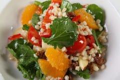 Orange salad Stock Photo