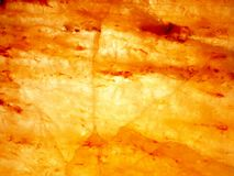 Orange Salt Stone royalty free stock photos