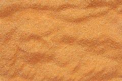 Orange sand Stock Image