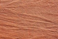 Orange sand stone texture Stock Photography