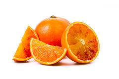 Orange sanguine Photographie stock libre de droits