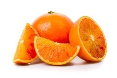 Orange sanguine Image libre de droits