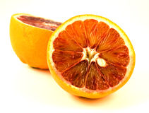 Orange sanguine Images stock