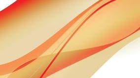 Orange Schablone lizenzfreie abbildung