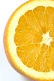Orange Scheibe Stockfotografie