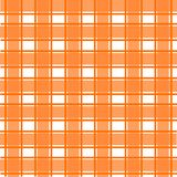 Orange scotch pattern. Use for wallpaper or background or cloth printing or paper printing stock illustration