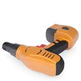 Orange screwdriver Royalty Free Stock Photo