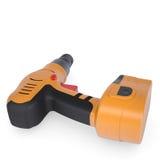 Orange screwdriver Stock Photos