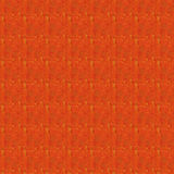 Orange seamless grunge texture. For vintage layout design, holiday background invitation or web template Royalty Free Stock Image