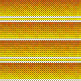 Orange seamless horizontal texture Royalty Free Stock Photography