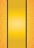 Orange seamless pattern Royalty Free Stock Image