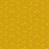 Orange vector seamless texture Royalty Free Stock Images