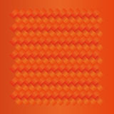 Orange seamless weave fabric pattern background Stock Image