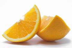 Orange Sections Stock Photos