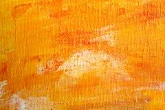 Orange Segeltuch Stockfotos