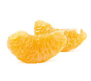 Orange segment Royalty Free Stock Photography