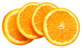 Orange segment Stock Image