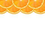 Orange Segment Border