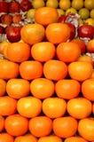 Orange shop Royalty Free Stock Image