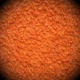Orange short fringe background Royalty Free Stock Images