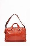 Orange Shoulder bag royalty free stock photos