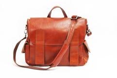 Orange Shoulder bag Stock Photography