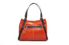 Orange Shoulder bag royalty free stock photo
