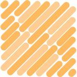 Orange signal för abstrakt bakgrund Royaltyfri Illustrationer