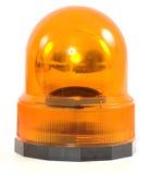 Orange siren Stock Images
