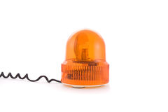 Orange siren Royalty Free Stock Images