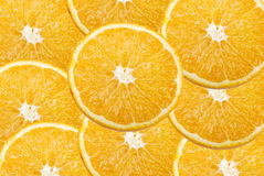 Orange slice Stock Photos