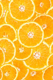 Orange Slice Abstract Royalty Free Stock Image