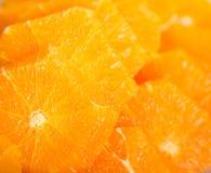 Orange slice background Royalty Free Stock Photos