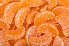 Orange slice background Stock Images