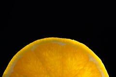 Orange slice Stock Image