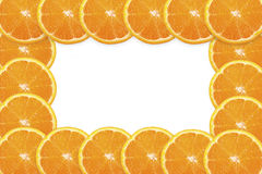 Orange Slice Frame