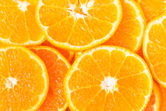 Orange slice Stock Images