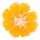 Orange Slice Isolated Royalty Free Stock Images